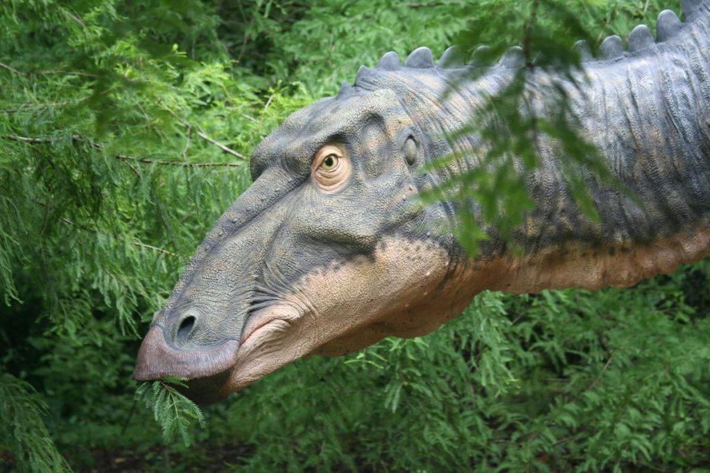 Tematyczny park rozrywki z dinozaurami