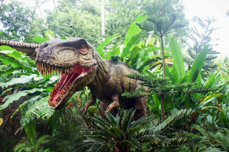 Poznaj historię prehistorycznych zwierząt w Parku dinozaurów