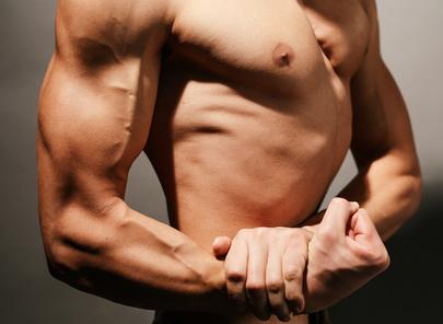 Jest wiele korzyści dla ciała z budowania masy mięśniowej